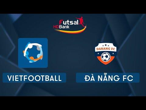 Futsal HDBank 2020: Vietfootball Vs Đà Nẵng FC | VTC Now