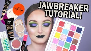 JAWBREAKER PALETTE TUTORIAL | Jeffree Star Cosmetics