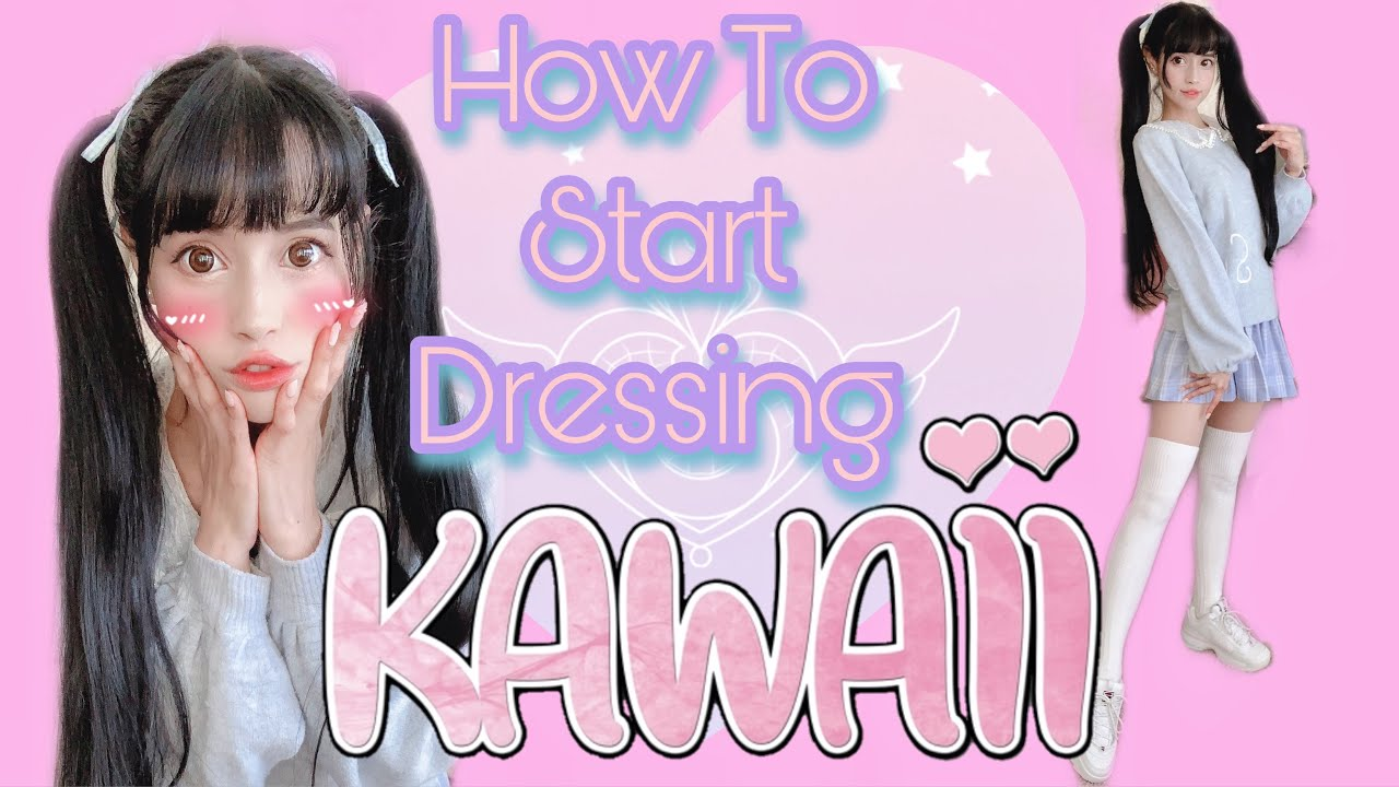 Download How To Transition Into A Kawaii Fashion   2020
