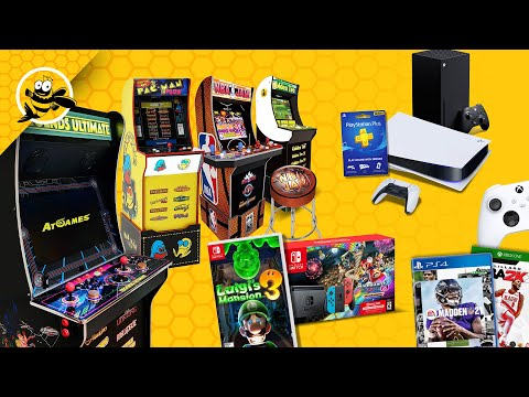 BLACK FRIDAY Gaming Deals Have Started! from FishBee Productions