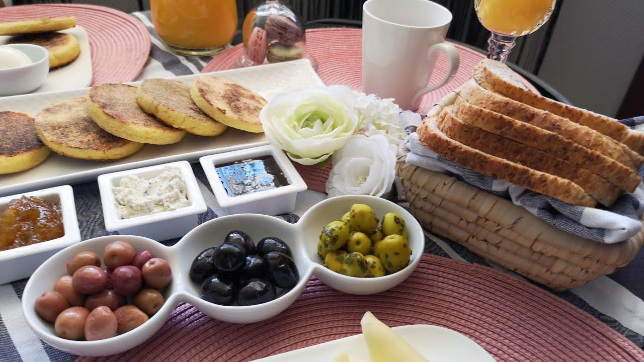 أحلى فطور صباحي صحة وهنا