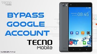Bypass Google Account TECNO Mobile Remove FRP
