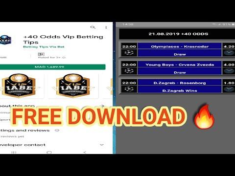 Vip betting tips pro apk download