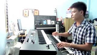 Nhạc Hòa Tấu Organ|| Điệu Buồn Phương Nam - Nguyễn Kiên