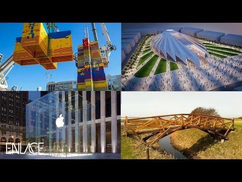 500mil LEGO en una TORRE | APPLE STORE SUBTERRANEA | Pabellón CALATRAVA: EXPO Dubai 2020