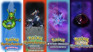 pokemon mystery dungeon all final boss battle themes