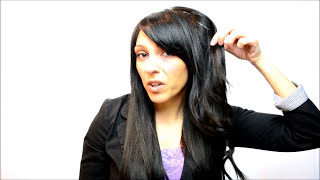 How to Blend Hair Extensions | Instant Beauty ♡