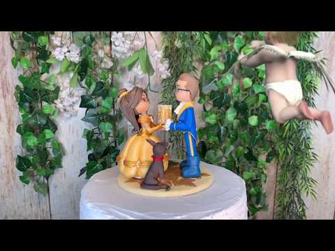 beauty-and-the-beast-wedding-cake-topper-figurine