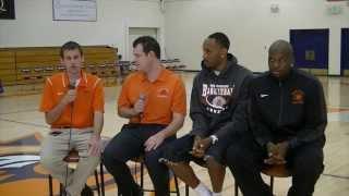 Video Men's Basketball: 2013-14 Season Preview download MP3, 3GP, MP4, WEBM, AVI, FLV Oktober 2018