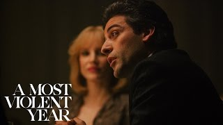 A Most Violent Year | That Is When You Jump | Official Movie Clip HD | A24
