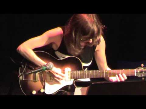 Mary Halvorson Trio @ Saalfelden Jazz Festival 2010