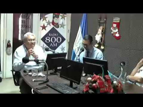 RADIO 800 NICARAGUA/LA MESA REDONDA