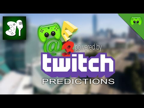 E3 2017 PREDICTIONS 🎮 PietCast #118
