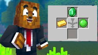 Minecraft With Randomized Recipes  - Minecraft Scramble Craft #2 | JeromeASF