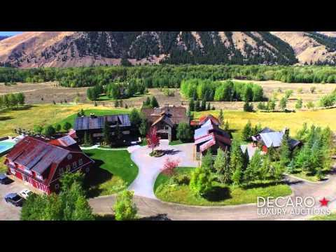 86 Gimlet Rd Auction near Sun Valley Idaho