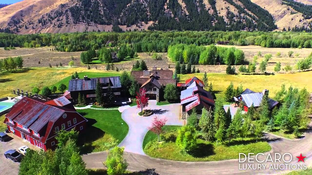 Sun valley idaho celebrity homes