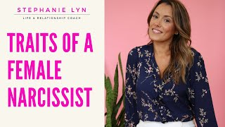 Signs of a FEMALE Narcissist! | How to Deal with this Woman | Stephanie Lyn Coaching