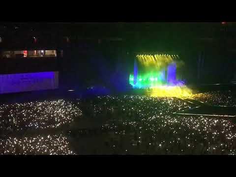 "190119 BTS - Serendipity   BTS WORLD TOUR ""Love Yourself"" Singapore Concert 2019"