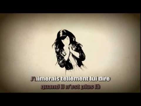 Indila -Tourner Dans Le Vide Karaoké-Facile Achanter (extrait)