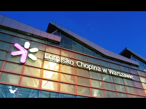 Warsaw Frederic Chopin Airport - review