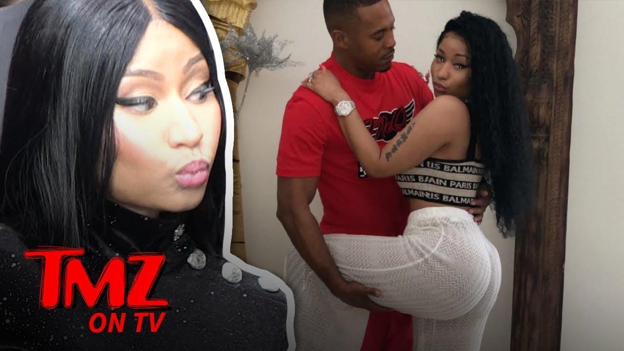 Nicki Minaj's New Boyfriend Is Very Controversial | TMZ TV