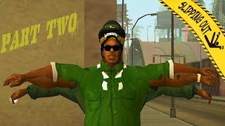 Exploring Secret Locations and Easter Eggs - Grand Theft Auto San Andreas Part 2 | Slippin Out