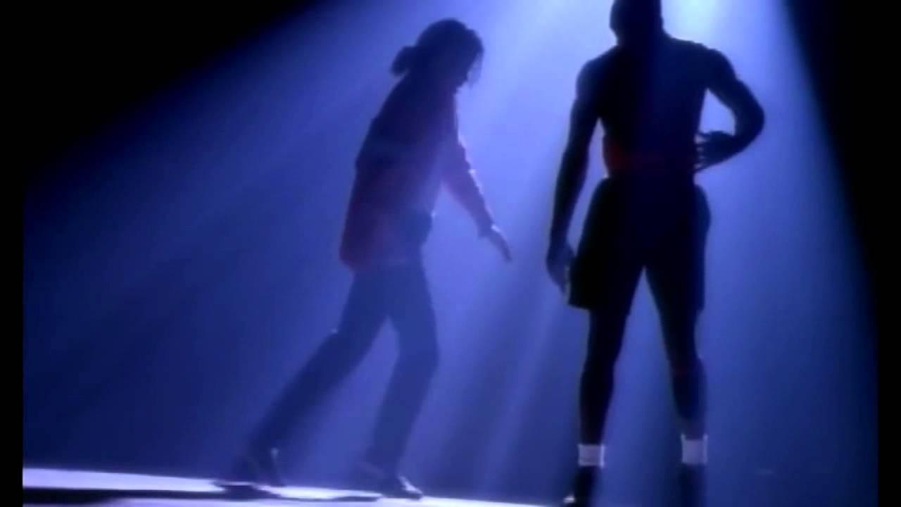 the latest 8b959 96ac1 Michael Jackson Teaching Michael Jordan How To Dance Like Him