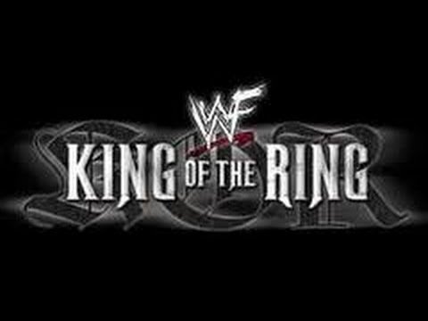 10 YEARS AGO EPISODE 11 - WWF KING OF THE RING 2000 PART 1