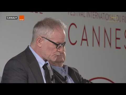 Festival de Cannes - Conférence de Presse 2017