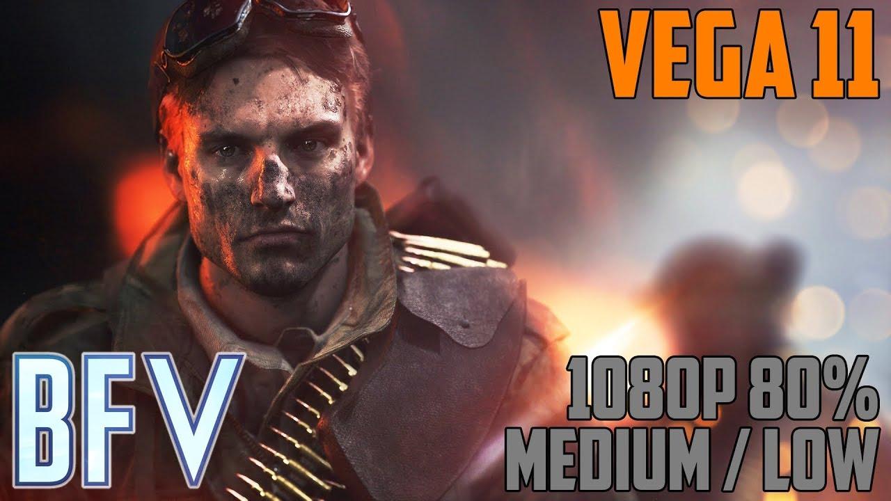 BoostClock | Battlefield V Open Beta - Ryzen 5 2400G Vega 11