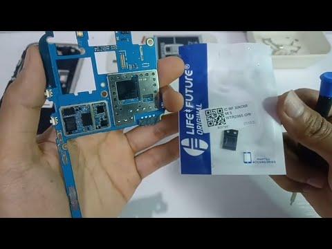 Samsung J2 Pro Tidak Ada Sinyal Jaringan (J210F)