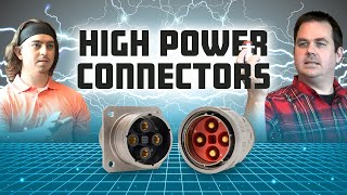 Video When High Power Calls, Amphenol Has It All