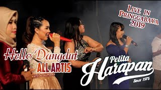 Hello Dangdut - All Artist Pelita Harapan | Live in Pringgabaya 2019