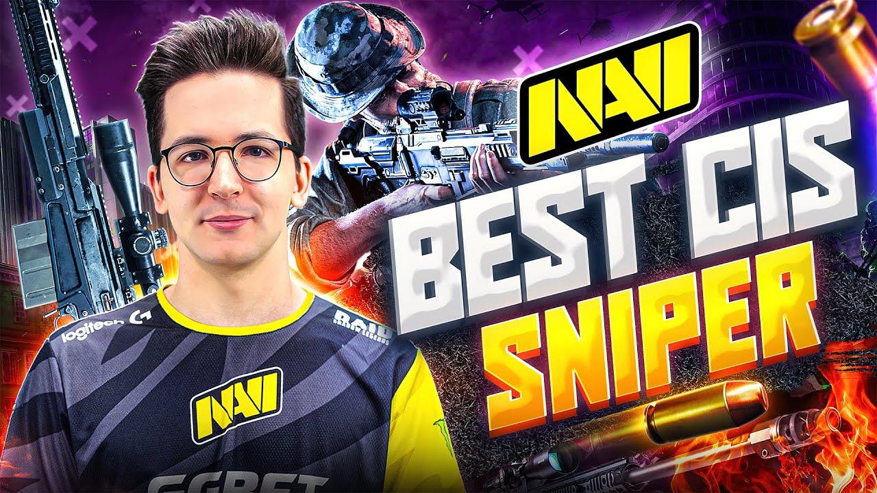 Лучший Снайпер за Работой — NAVI Recrent Хайлайты со Стрима