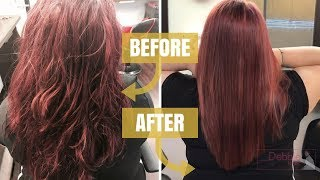 How To Repair Damaged Hair😥With Honey🐝🙄🐝 split ends treatment
