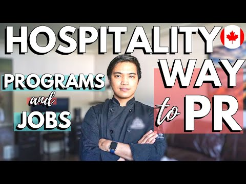 WHAT HOSPITALITY PROGRAMS & JOBS FOR CANADA STUDENTS: Tips How To Be A Supervisor For Express Entry
