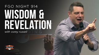 Night 914 | Corey Russell | September 12, 2019 | FUEL Conference