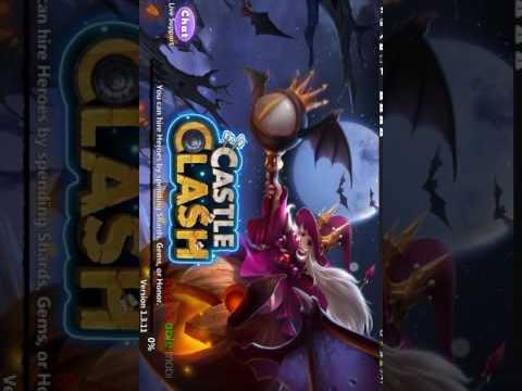 Secret Code Castle Clash