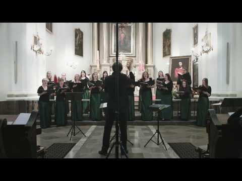 Chór WUM: Johannes Brahms - Der Bräutigam op. 44 nr 2 (Zwölf Lieder und Romanzen)