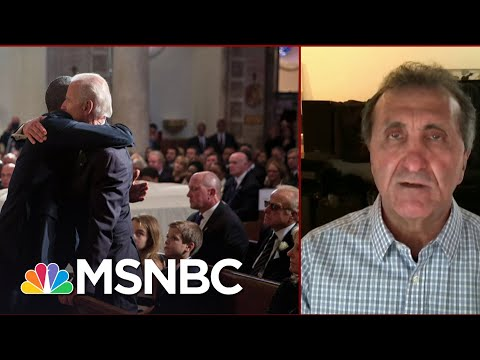 Pete Souza Says That Every Emotion Obama Felt, 'I Experienced It With Him' | Deadline | MSNBC