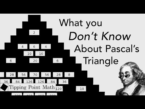 What You Don't Know About Pascal's Triangle