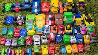 Autos para niños Cars for kids CARS 3 Paw patrol port cars Trucks Emergency vehicles