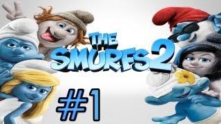 The Smurfs 2 Walkthrough World 1: Enchanted Forest