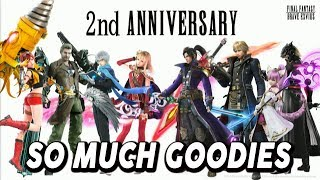 Final Fantasy Brave Exvius - 2nd Anniversary Celebration