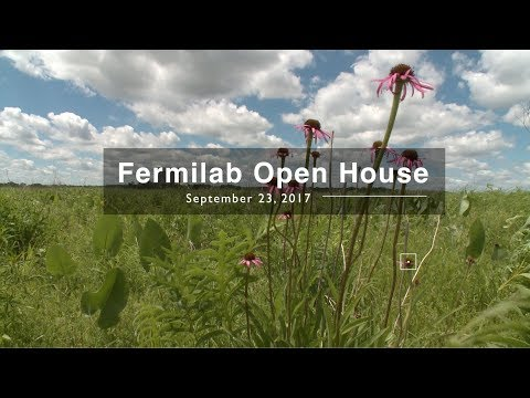 Fermilab Open House 2017