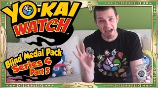 In Part 5 of Yo-Kai Watch Series 4 Blind Medal Pack Openings, five ...