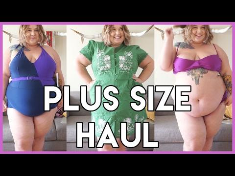 Plus-Size Clothing Haul   Modcloth Spring '17
