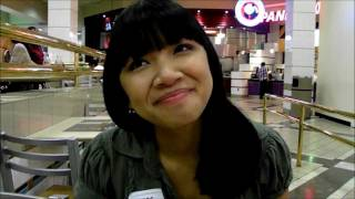 My Audition for American Mall Model Search 2011 (Glendale Galleria)