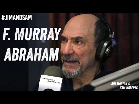 F. Murray Abraham  Scarface, Juarez, Oscars, Syrian Heritage, PC Culture