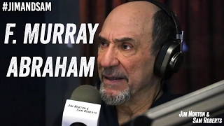 F. Murray Abraham - Scarface, Juarez, Oscars, Syrian Heritage, PC Culture